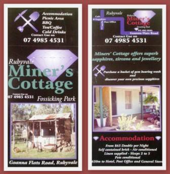 Miner's Cottage - Accommodation in Bendigo
