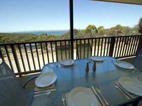 American River Water View Cottage - Accommodation in Bendigo