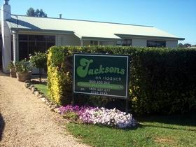 Jacksons On Riddoch - Accommodation in Bendigo