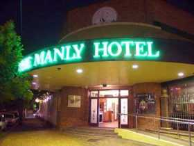 Manly Hotel The - Accommodation in Bendigo