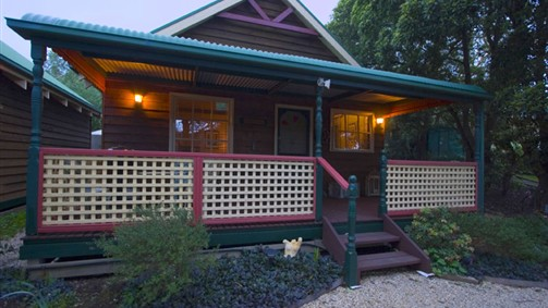 Trawool Cottages  Farmstay - Accommodation in Bendigo