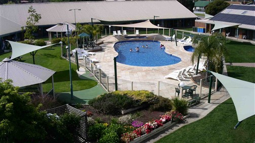 Murray Valley Resort - Accommodation in Bendigo