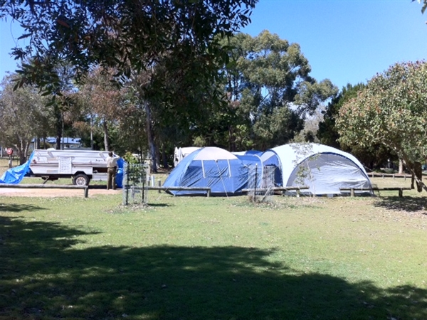 Amity Point Camping Ground - Accommodation in Bendigo
