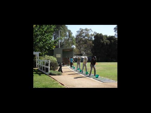 Golfers Resort and Glenn McCully Golf Schools - Accommodation in Bendigo