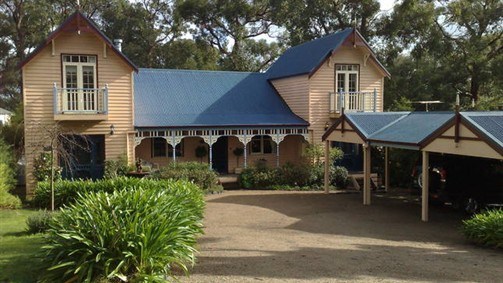Hideaways at Red Hill - Accommodation in Bendigo