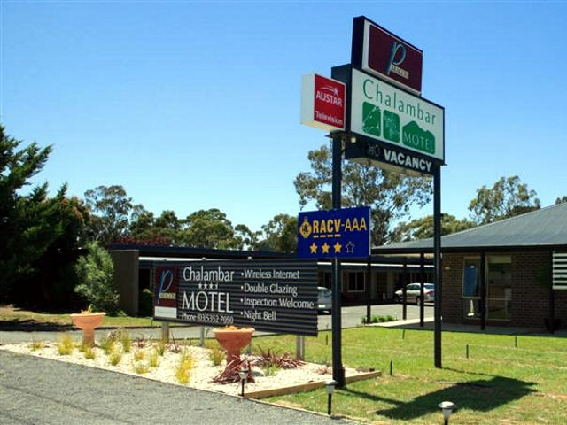 Chalambar Motel - Accommodation in Bendigo