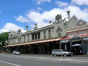 Commercial Hotel Camperdown - Accommodation in Bendigo