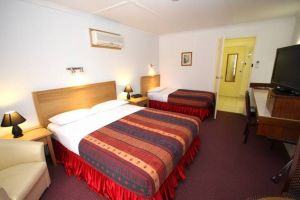 Econo Lodge Statesman Ararat - Accommodation in Bendigo