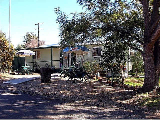 Manilla River Gums Caravan Park - Accommodation in Bendigo