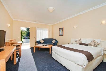 Nagambie Waterfront Motel - Accommodation in Bendigo