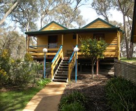 PGL Campaspe Downs - Accommodation in Bendigo