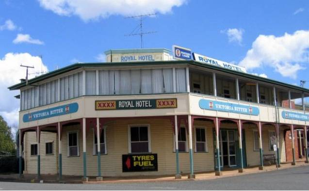 Royal Hotel Mundubbera - Accommodation in Bendigo