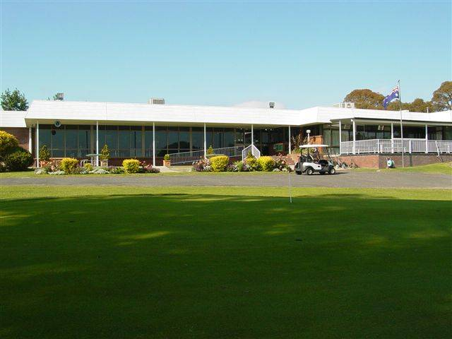 Tenterfield Golf Club and Fairways Lodge - Accommodation in Bendigo