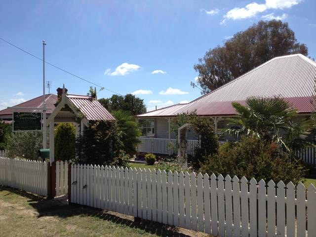 Tenterfield Luxury Historic c1895 Cottage - Accommodation in Bendigo