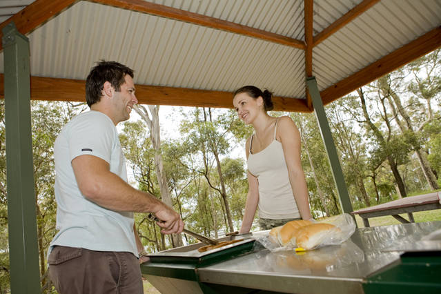 Wangi Point Lakeside Holiday Park - Accommodation in Bendigo