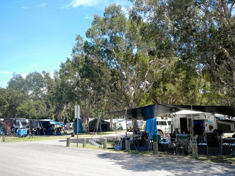 Diamond Head campground - Accommodation in Bendigo