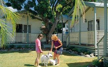 Paradise Palms Caravan Park - Accommodation in Bendigo