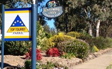 Sapphire City Caravan Park - Accommodation in Bendigo