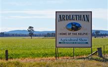 The Ardlethan Kelpie Caravan Park - Accommodation in Bendigo