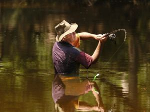 Lochlorian Trout Fishing and Getaway - Accommodation in Bendigo