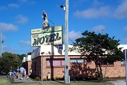 Jackie Howe Motel - Accommodation in Bendigo
