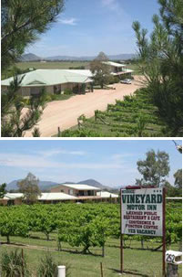 Mudgee Vineyard Motor Inn - Accommodation in Bendigo