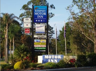 Kempsey Motor Inn - Accommodation in Bendigo