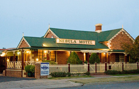 Nebula Motel - Accommodation in Bendigo