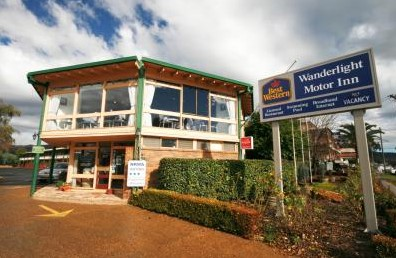 Best Western Wanderlight Motor Inn - Accommodation in Bendigo