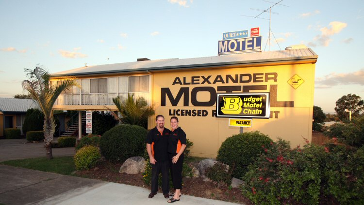 Alexander Motel - Accommodation in Bendigo