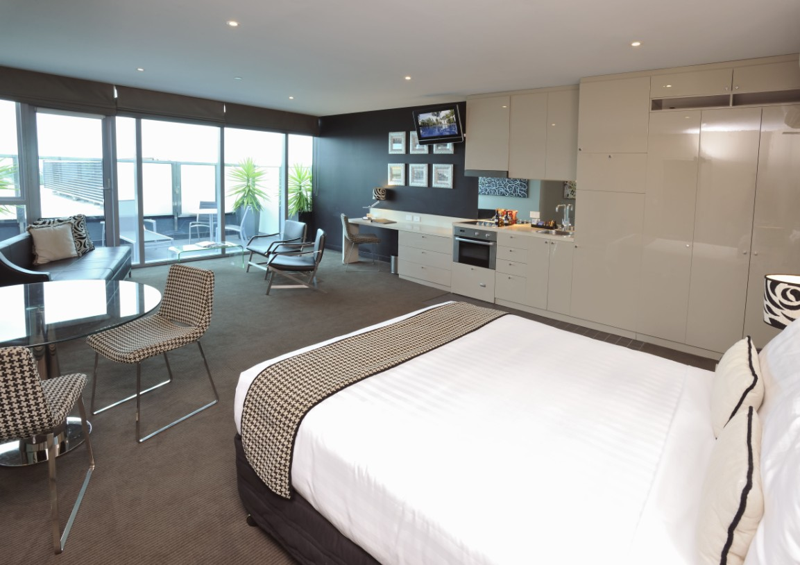 Mantra Bell City - Accommodation in Bendigo