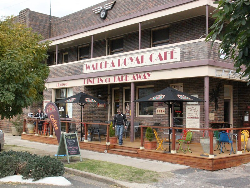 Walcha Royal Cafe and Boutique Accommodation - Accommodation in Bendigo