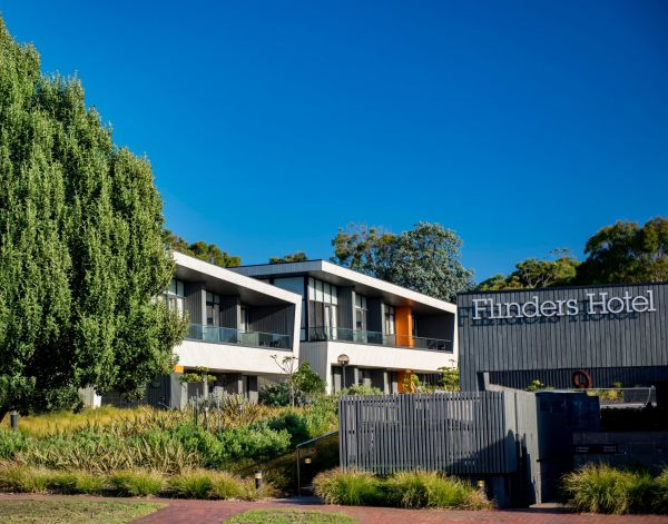 Flinders Hotel - Accommodation in Bendigo
