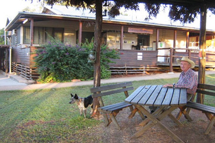 Myella Farmstay - Baralaba - Accommodation in Bendigo