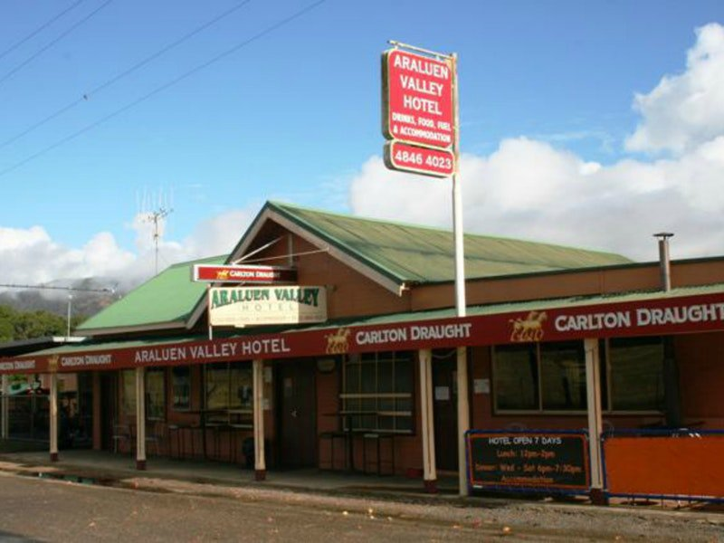 Araluen Hotel - Accommodation in Bendigo