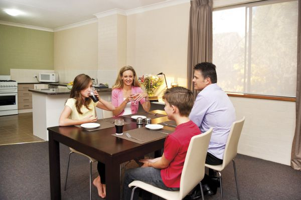 Oxley Court Apartments - Accommodation in Bendigo