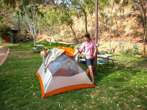 Standley Chasm Angkerle Camping - Accommodation in Bendigo