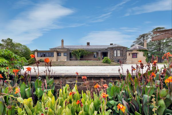 Eurambeen Historic Homestead and Gardens - Accommodation in Bendigo