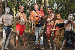 Didgeridoo Jam in the Park - Accommodation in Bendigo