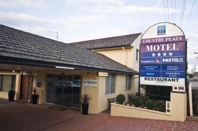 Quality Inn Country Plaza Queanbeyan - Accommodation in Bendigo
