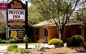 Tea House Motor Inn - Accommodation in Bendigo