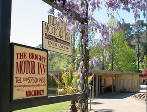 Bright Motor Inn - Accommodation in Bendigo