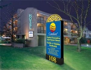 Comfort Capital Executive Apartment Hotel - Accommodation in Bendigo