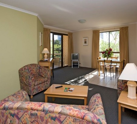 Kingston Court Serviced Apartments - Accommodation in Bendigo