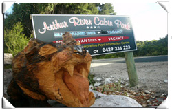 Arthur River Cabin Park - Accommodation in Bendigo