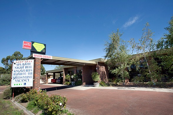 Statesman Motor Inn - Accommodation in Bendigo