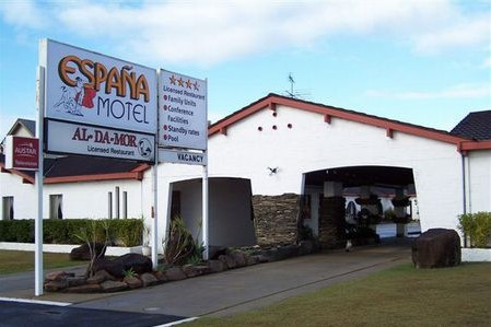 Espana Motel - Accommodation in Bendigo