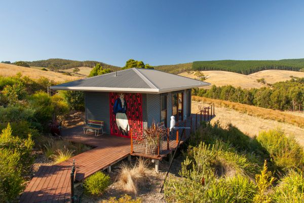 Otway Escapes Luxury Spa Accommodation