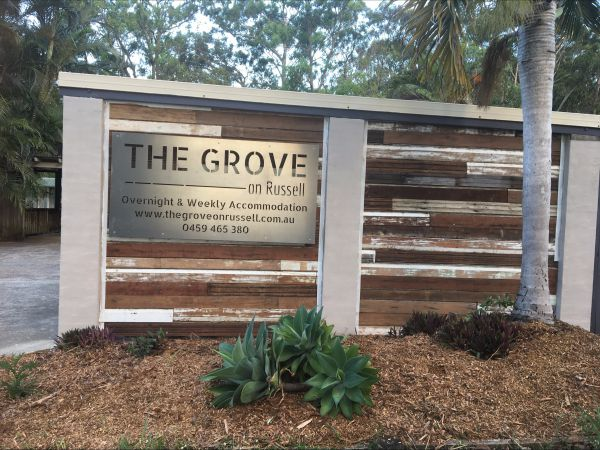 The Grove on Russell - Accommodation in Bendigo
