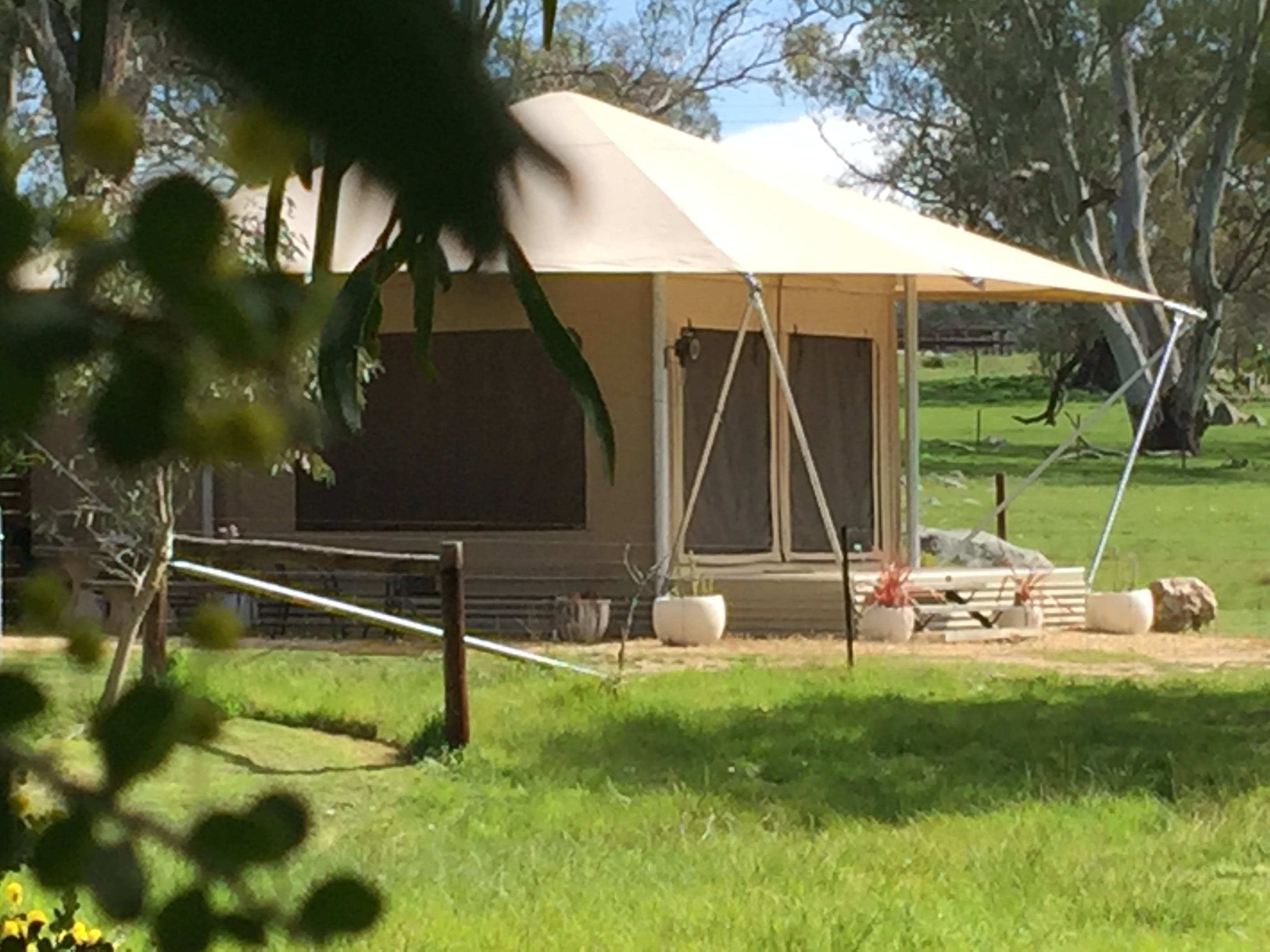 Boongarrie Luxury Tent - Accommodation in Bendigo